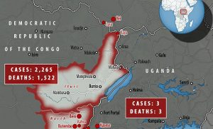 South Sudan won't be as prepared as Uganda to tackle Ebola – experts