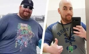 Keto and Intermittent Fasting Helped This Guy Lose More Than 130 Pounds