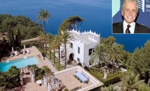 Michael Douglas Narrates Real Estate Video In Hopes of Finding Buyer for $32.4 Million Mansion — See Inside!