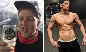 Bartender sheds almost 5st and gets ripped in six months – here's how