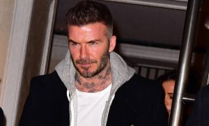 David Beckham declares this the BEST London pub for a roast dinner