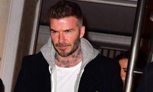 David Beckham declares this the BEST London pub for a roast dinner