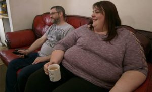 35st mum fears she'll die young but struggles to ditch 4,000 calorie-a-day diet