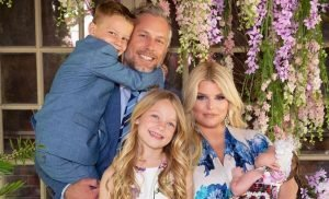 Jessica Simpson Shares Sweet Photos of Her Kids With Their Baby Sister