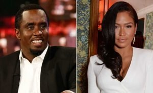 Diddy Breaks His Silence on Ex-Girlfriend Cassie's Pregnancy