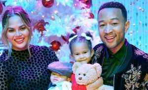 John Legend Reveals His Father's Day Plans