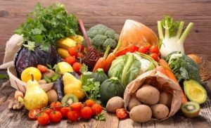 How does a vegetarian diet on health?