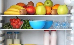 Raiding the refrigerator