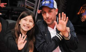 Dream Come True! Adam Sandler's 10-Year-Old Daughter Performs Greatest Showman Hit Song on Stage