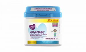 Over 23,000 Containers of Baby Formula, Sold at Walmart, Recalled Due to Concerns of Metal