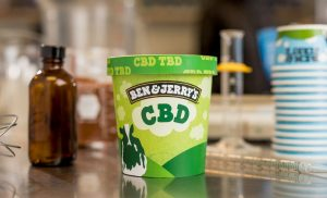 Ben & Jerry's Announces Plans To Make CBD-Infused Ice Cream