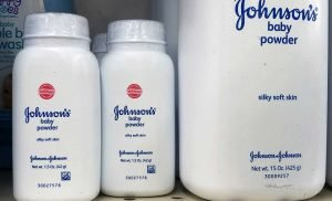 Jury Agrees Johnson & Johnson Baby Powder Likely Caused Woman's Terminal Cancer, Awards Her $12M