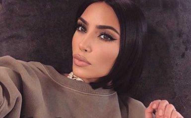 Kim Kardashian Reveals How She Covers Up Her Psoriasis