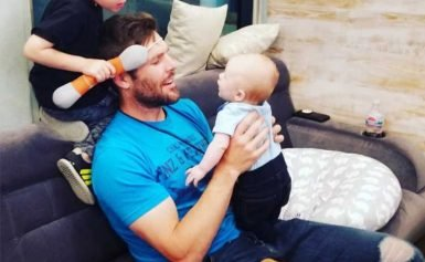 Carrie Underwood Shares Adorable Father's Day Post for 'Loving Dad' Mike Fisher