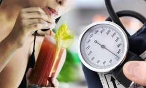 High blood pressure: Drinking this juice daily could help lower your reading
