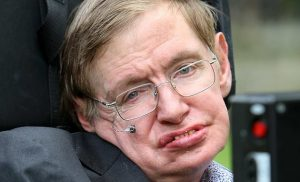 Gut bacteria may play a role in the disease that killed Prof Hawking