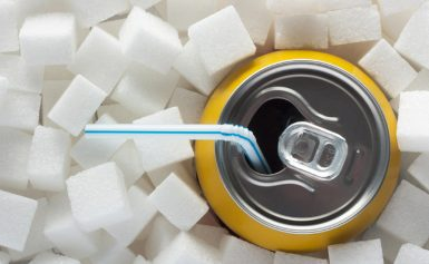 Soft drinks could increase the risk of cancer