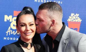 Watch JWoww's Sweet Video of Boyfriend Zack Carpinello Holding Her Son