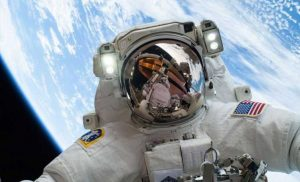 Space Radiation Doesn't Seem to Be Causing Astronauts to Die from Cancer, Study Finds