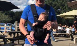 Day Date with Dad! Gordon Ramsay and His 'New Best Mate,' Son Oscar, Take a 'Walk in the Park'