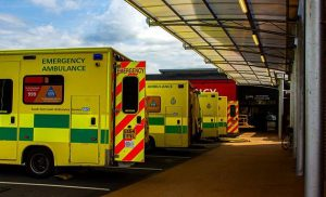 Official figures show July was the busiest EVER month in A&E