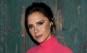 Victoria Beckham reveals her go-to holiday cocktail – and it's very healthy!