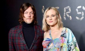 Diane Kruger Shares Rare Pic of Norman Reedus and 9-Month-Old Daughter