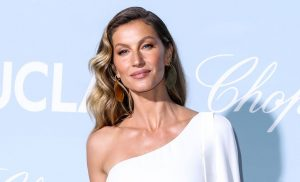 Gisele Bundchen Gets Real About Breast-Feeding Challenges
