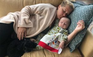 Every Time Amy Schumer Proved She Was the Most Relatable Mom on Instagram