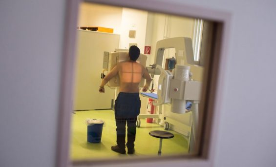 In Germany, thousands of developing still to tuberculosis