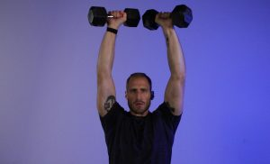 How to Do the Arnold Press Safely
