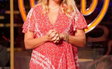 Daphne Oz Opens Up About Her 'Hardest' Fourth Pregnancy as She Judges MasterChef Junior