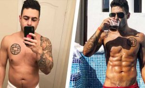 How This Guy Fixed His Diet to Drop 45 Pounds and Get Shredded
