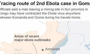 Rwanda closes border with Congo over deadly Ebola outbreak