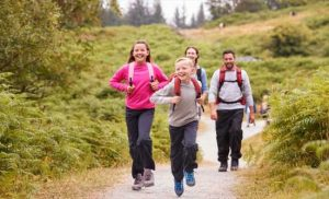 Teaching kids physical activities they'll go on to enjoy