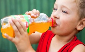 Pediatricians can play role in cutting sugary drink intake