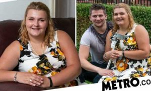 Woman puts her dreams on hold after rare disorder makes her faint 30 times a day