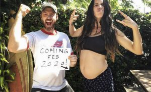 Chelsea Tyler and Jon Foster Announce They're Expecting Their First Child: 'Coming Feb 2020!'
