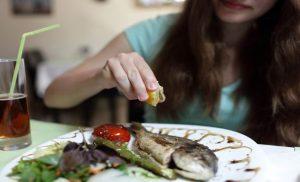 Can fish consumption help ward off depression?