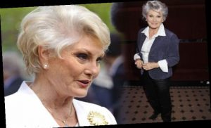 Angela Rippon health: Presenter reveals her unusual way she keeps young and trim