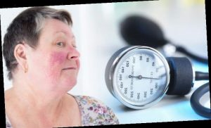 High blood pressure symptoms: Could facial flushing be a sign of the condition?