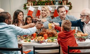 Staying with in-laws over Christmas 'may make you depressed'