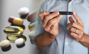Type 2 diabetes: These three supplements could help lower blood sugar