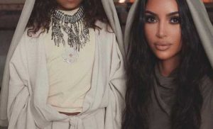 Kim Kardashian Shares Photos with North and Reveals She Was Baptized with Her Kids in Armenia