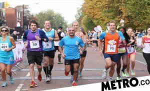 How long does it take to run a half marathon?