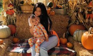 Kylie Jenner Enjoys Fun Fall Day With Stormi, True at Pumpkin Patch: Pics
