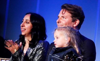 Daddy's Girl! Bradley Cooper Brings Daughter Lea, 2½, Along in Rare Public Appearance