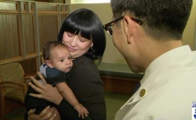Mother Diagnosed with Triple-Negative Breast Cancer During Pregnancy Gives Birth to Healthy Boy