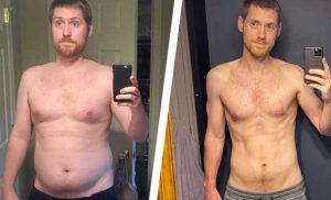 A Video Game Helped Motivate This Guy to Lose 50 Pounds