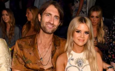 Maren Morris and Husband Ryan Hurd Expecting Their First Child: 'See You in March, Baby!'